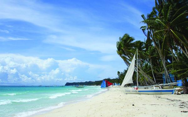 Thiên đường du lịch biển của Philippines 3
