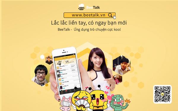 BEETALK - Ứng dụng trò chuyện trên ĐTDĐ ra mắt tại Việt Nam 1