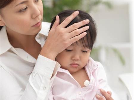 Giải pháp nào cho trẻ hay ốm vặt? 1