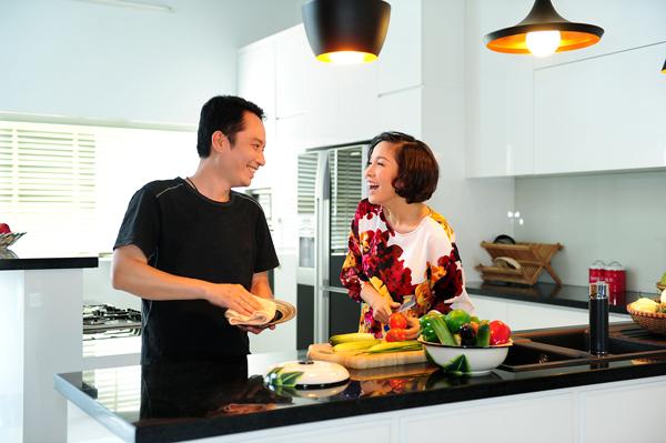 Anh Quân và ca sĩ Mỹ Linh: cuộc hôn nhân đẹp nhất