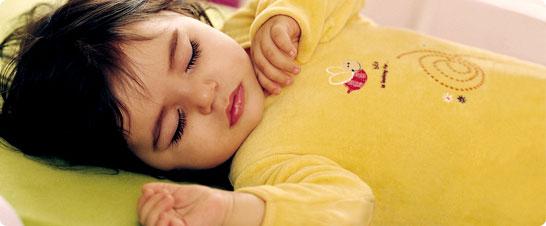 Bí mật tuyệt vời trong giấc ngủ ngon của bé 2