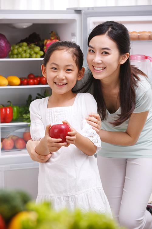 """Vì sao trẻ cần nói """"có"""" với rau quả? 2"""