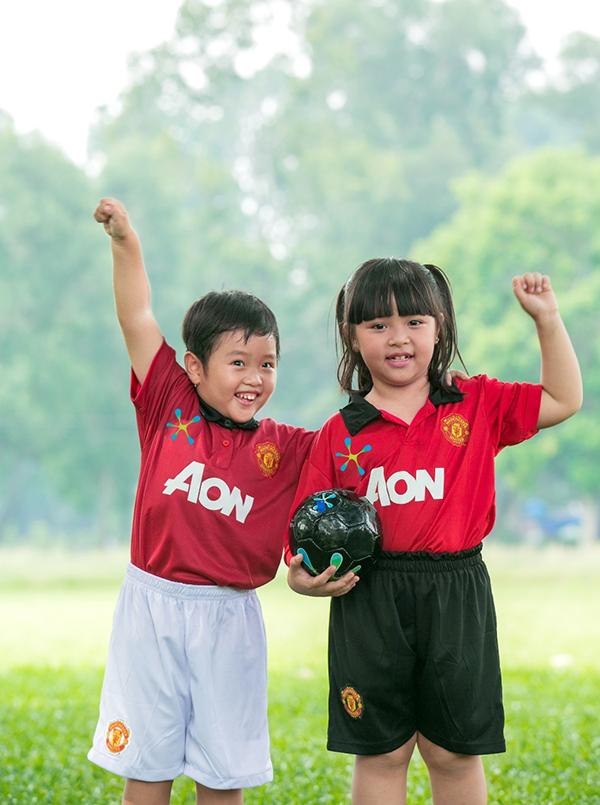5 lợi ích tuyệt vời khi bé chơi thể thao 1
