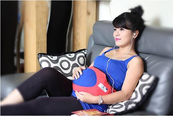 Lợi ích của âm nhạc với thai nhi 1