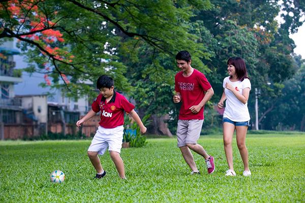 5 lợi ích tuyệt vời khi bé chơi thể thao 2