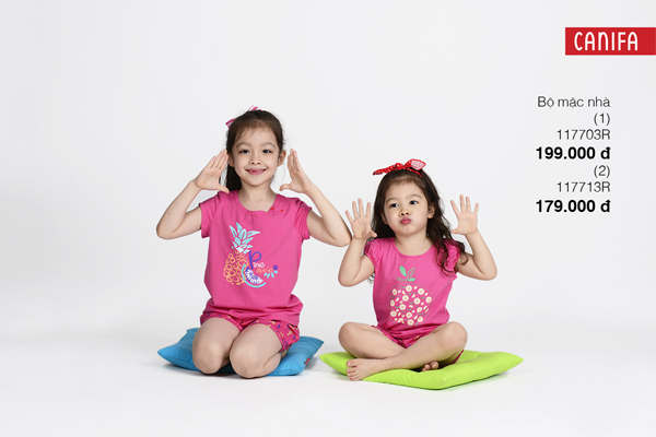 Sắm đồ đẹp cho bé, lại tưng bừng nhận quà 1/6