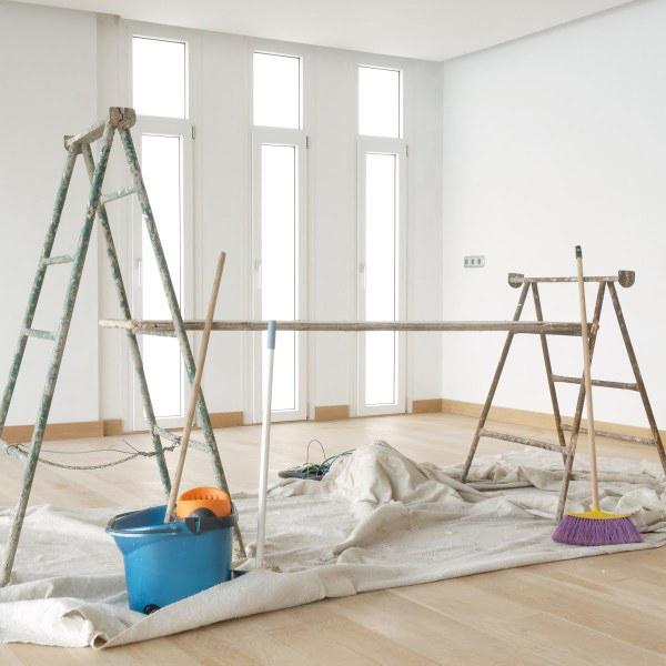 Những điều cần chuẩn bị khi muốn sơn lại nhà 2
