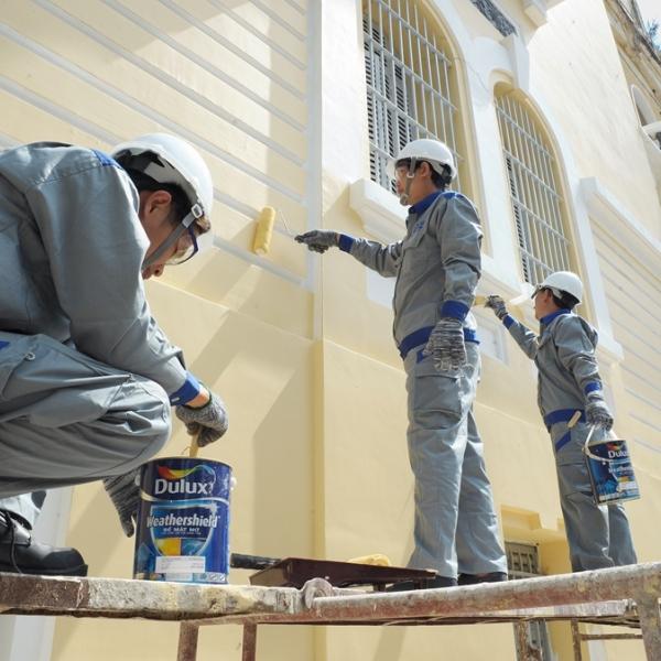 Những điều cần chuẩn bị khi muốn sơn lại nhà 1