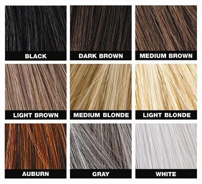 Mỹ phẩm trang điểm tóc dành cho tóc mỏng và hói đầu 4