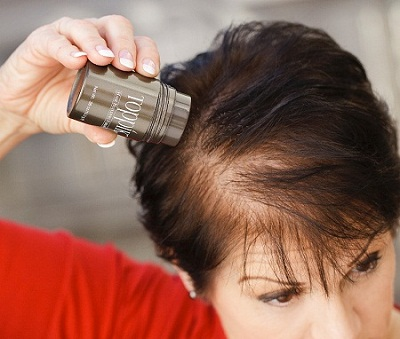 Mỹ phẩm trang điểm tóc dành cho tóc mỏng và hói đầu 6