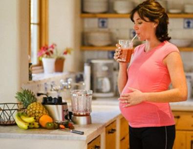 Dinh dưỡng từ tự nhiên cho bà mẹ sau sinh 1