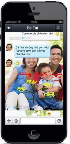 Zalo bổ sung hàng loạt tính năng mới cho iPhone 2