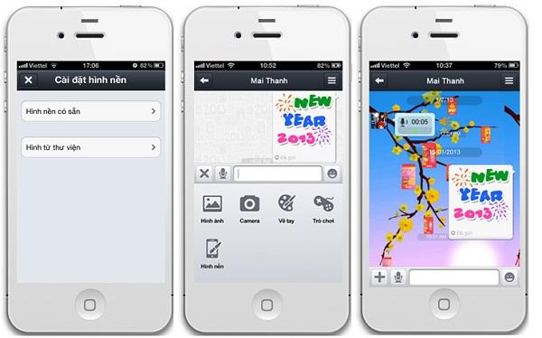 Zalo bổ sung hàng loạt tính năng mới cho iPhone 4