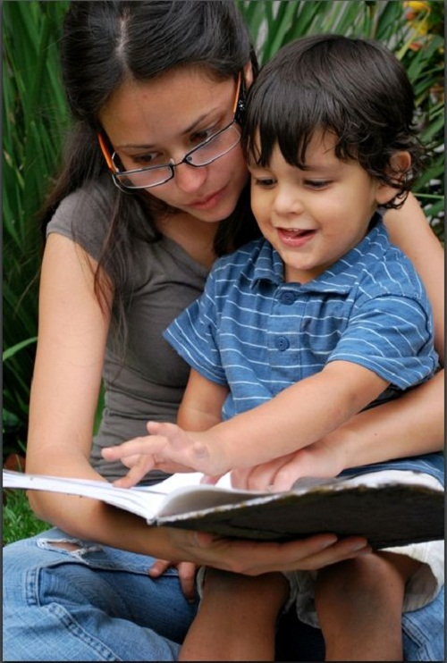 Những bài tập đơn giản giúp phát triển trí não trẻ 1