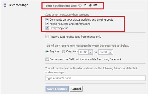 Dùng Facebook không internet bằng mọi loại điện thoại 5