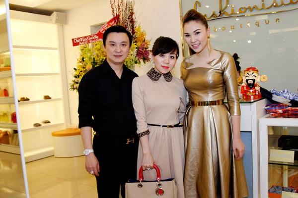 Người mẫu Quỳnh Thư hợp tác cùng Mr.Đàm 2