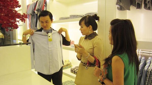 Người mẫu Quỳnh Thư hợp tác cùng Mr.Đàm 9