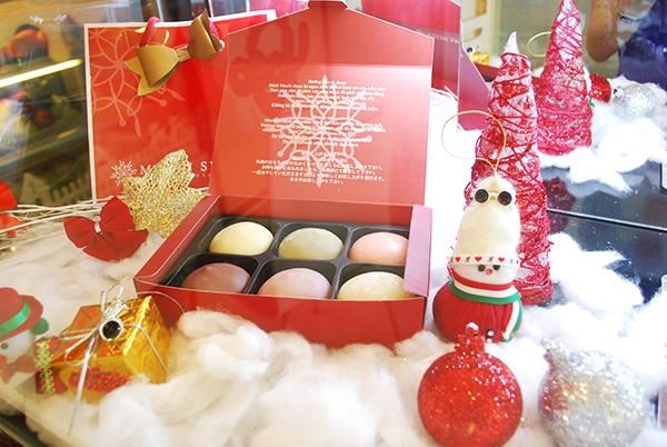 Mochi Sweets - Món quà Noel và năm mới mới lạ đầy ý nghĩa