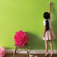"""""""Giữ chân"""" trẻ trong nhà bằng cách chọn sơn thông minh 1"""