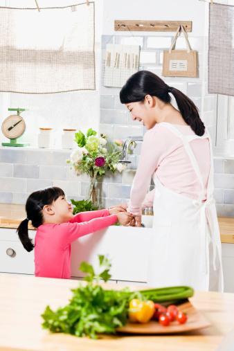 Bảo vệ sức khỏe của trẻ lúc giao mùa 2