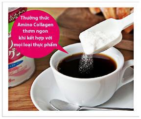 Amino Collagen - Giải pháp cho làn da lão hóa 1