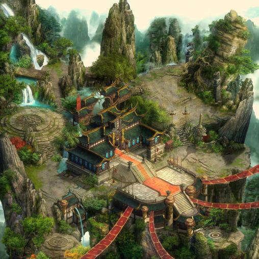 Võ Lâm Chi Mộng 2: Webgame hợp với mọi đối tượng