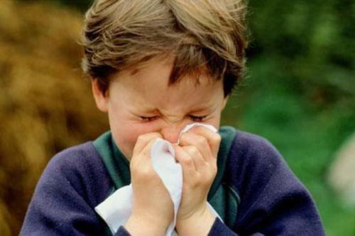 Cách xử lý các bệnh trẻ thường gặp vào mùa thu 2