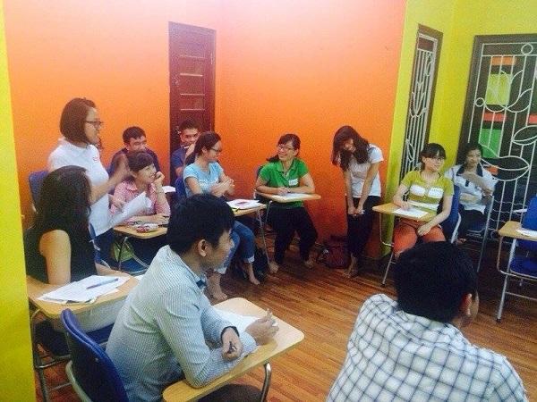 Học tiếng Anh hiệu quả với giáo viên bản ngữ tại Boston English 11