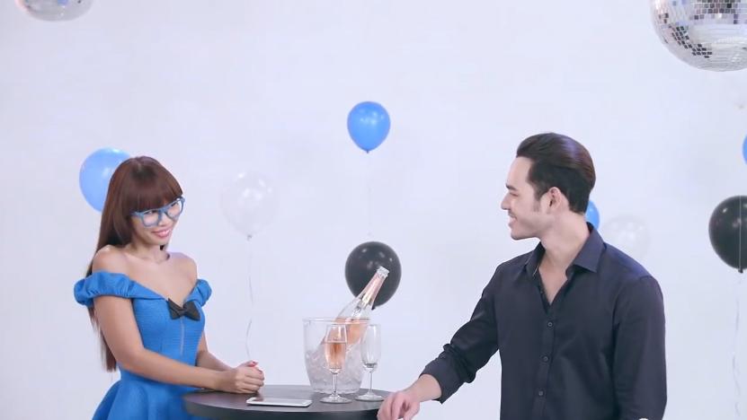 Cùng Hà Anh học bí kíp tiếp cận trai đẹp với Samsung Galaxy note 4 5