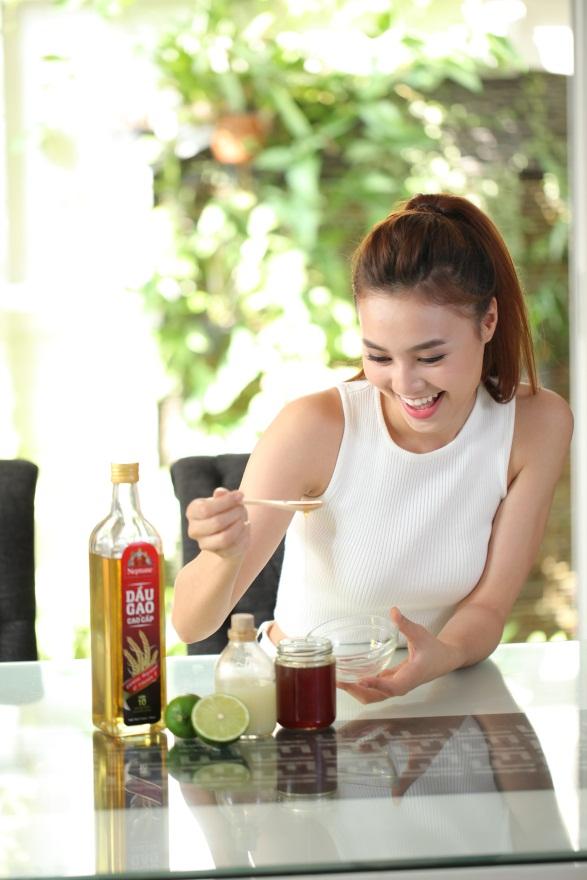 Làm đẹp siêu tiết kiệm theo phong cách sao Việt 3