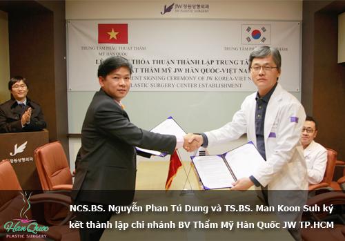"""""""Đăng ký ngay, bay miễn phí"""" cùng Thẩm mỹ Hàn Quốc JW 2"""