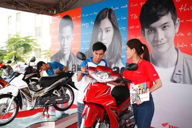 Honda Blade 110 – Mẫu xe cá tính dành cho giới trẻ Việt