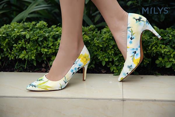 Mua 1 được 2 với giày túi MILYS 3