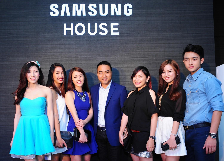 Buổi tiệc riêng của doanh nhân ngành nội thất Cao Đông thu hút dàn sao Việt