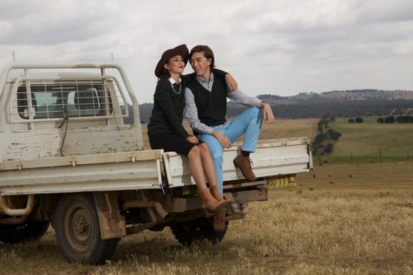 """Quán quân Mâu Thủy cùng Tấn Khang """"tình tứ"""" trong bộ ảnh thời trang ở Úc 10"""