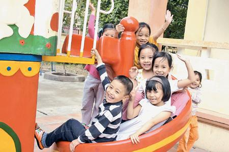 Báo động tình trạng suy dinh dưỡng thấp còi ở trẻ em Việt 2
