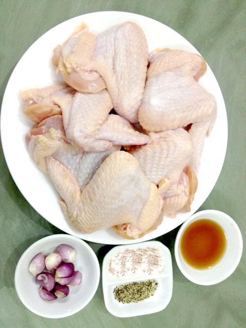 Tết ngon trọn vị với gà om nấm 1