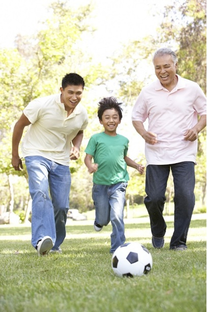 Quà tặng sức khỏe - món quà quý giá cho cha mẹ 1