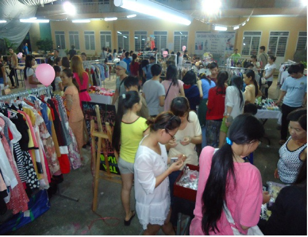 Chợ Sale Sài Gòn – Đến mua và cảm nhận 14