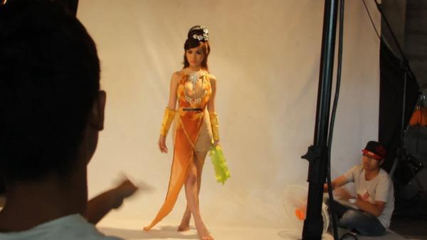 Hot girl cổ trang trong game Ải Mỹ Nhan| MissgameK saoviethot.com