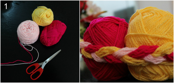 Cách đan len
