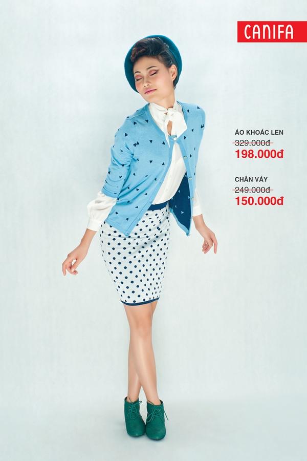 CANIFA - Giảm giá tới 40% bộ sưu tập CANDY