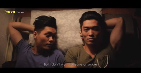Hiểu hơn về tình yêu đồng tính qua những thước phim của 3, 2, 1 Action 1