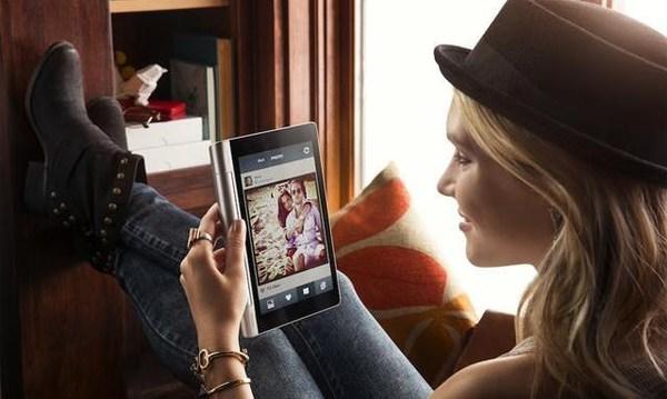 """Lenovo Yoga Tablet 8"""" B6000 – Món quà tuyệt vời dịp Noel 3"""