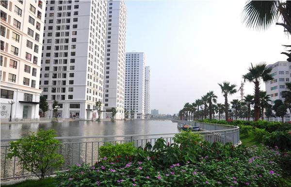 """Đến Times City thưởng lãm """"vũ điệu nước"""" lớn nhất Việt Nam 1"""