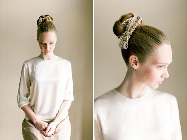 3 kiểu tóc tết cho các dịp lễ cuối năm 10