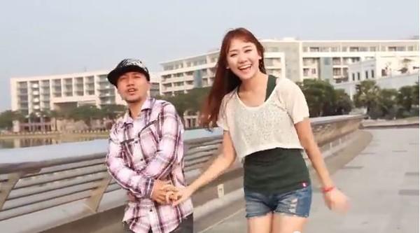 """Soi ngoại hình """"khi về già"""" của Hari – Tiến Đạt trong video mới  3"""