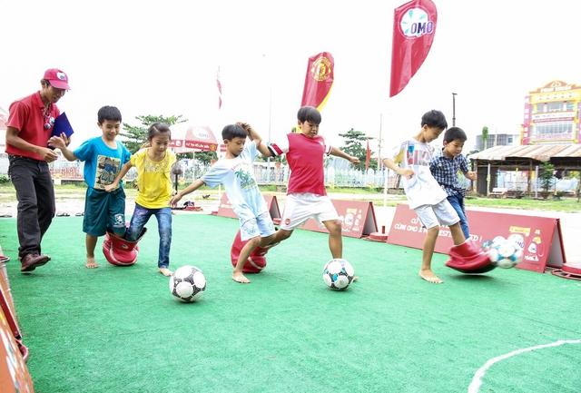 Khám phá trại hè miễn phí giúp trẻ yêu thể thao 1
