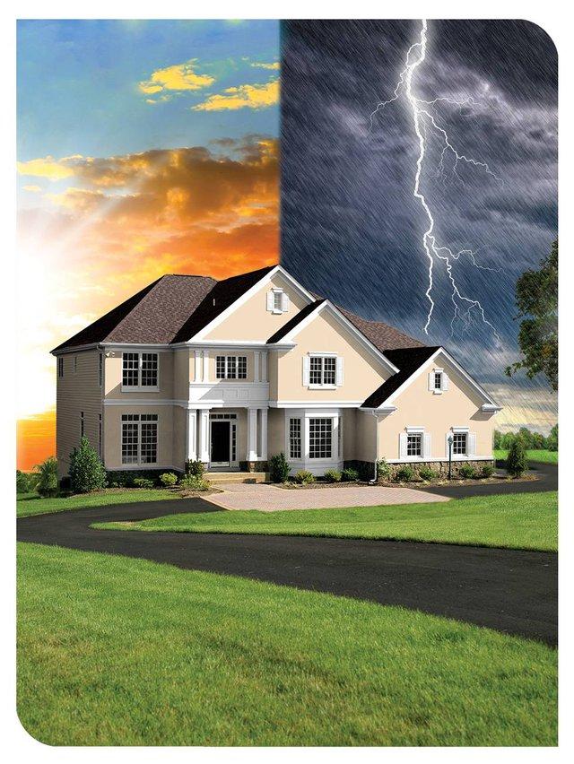 Bảo vệ ngôi nhà khỏi thời tiết khắc nghiệt 1