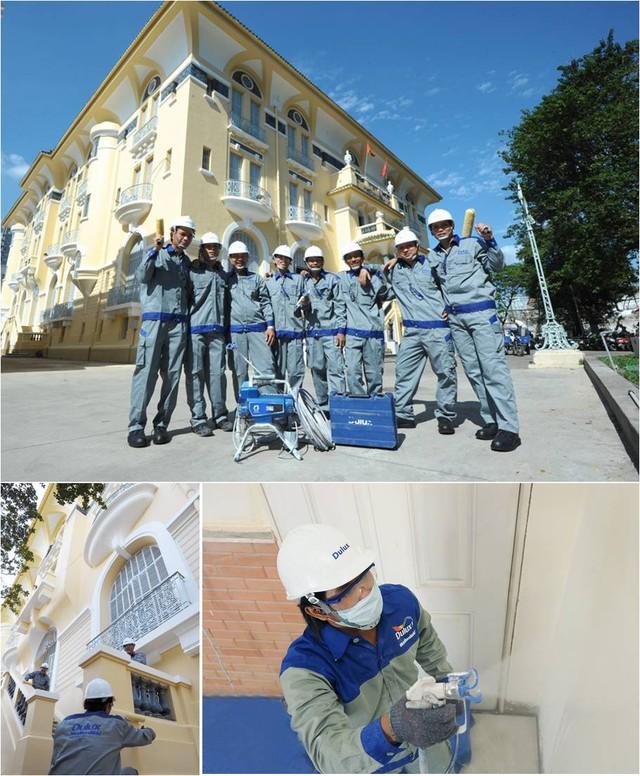 Dẹp nỗi lo sơn sửa nhà cho những người quá bận rộn 3
